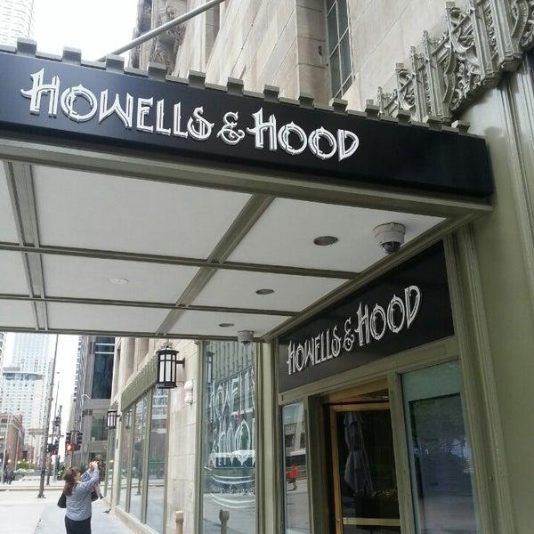 6/2/2013 tarihinde Augieziyaretçi tarafından Howells & Hood'de çekilen fotoğraf