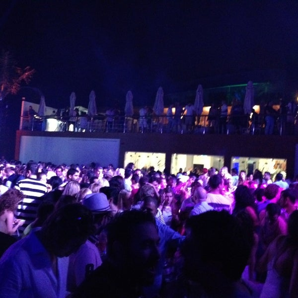 Снимок сделан в Blue Marlin Ibiza пользователем Alexander M. 3/1/2013