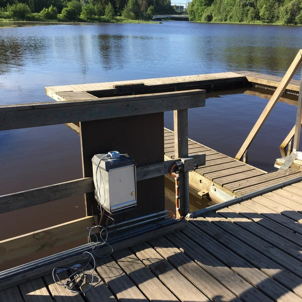 Das Foto wurde bei Pikkukosken uimaranta von Aapo R. am 5/30/2018 aufgenommen