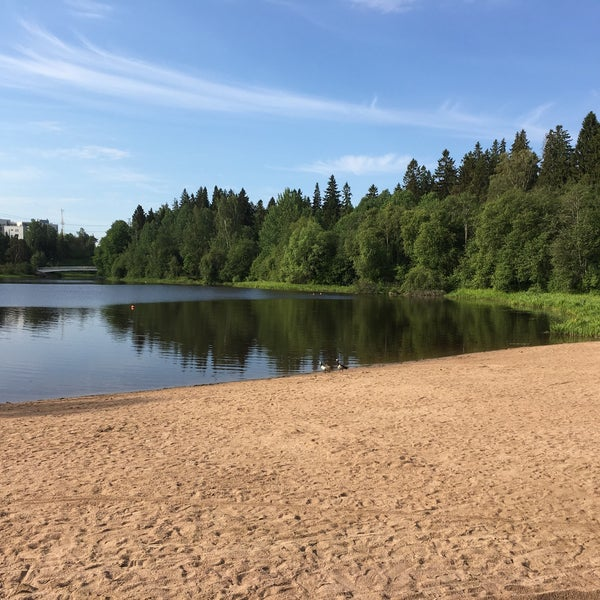 Das Foto wurde bei Pikkukosken uimaranta von Aapo R. am 6/11/2018 aufgenommen