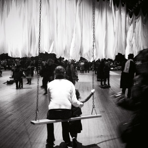 1/6/2013에 Lauren A.님이 Park Avenue Armory에서 찍은 사진