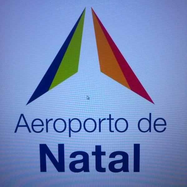 Снимок сделан в Aeroporto Internacional de Natal / São Gonçalo do Amarante (NAT) пользователем Jetro J. 10/12/2014