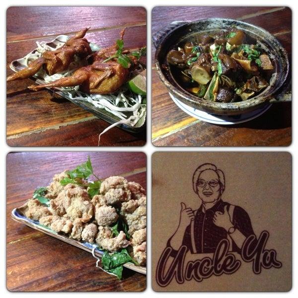 Uncle Yu's Indian Theme Restaurant - 633 S San Gabriel Blvd