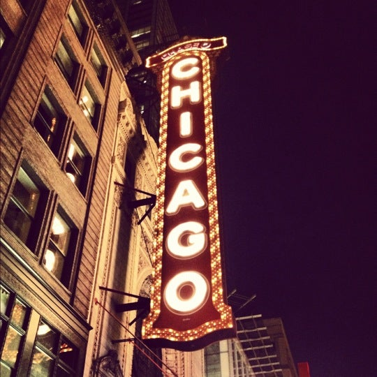 10/17/2012에 Daniel H.님이 The Chicago Theatre에서 찍은 사진