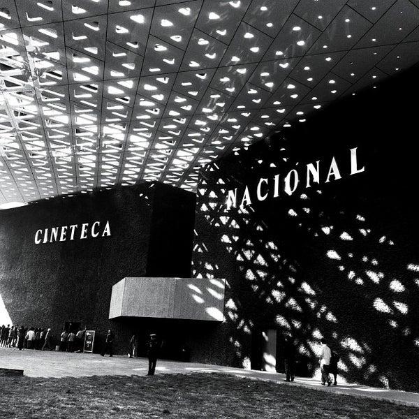 Foto tomada en Cineteca Nacional por Dave K. el 1/14/2013
