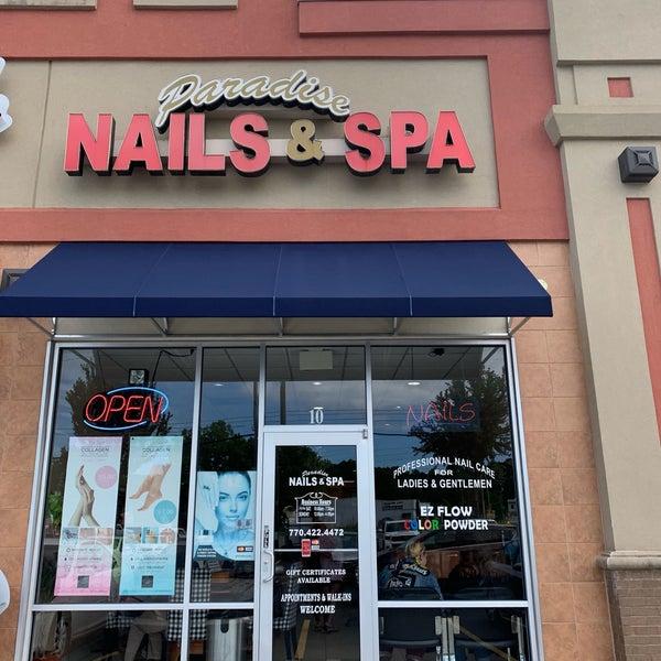 Photos at Paradise Nails & Spa - Kennesaw, GA