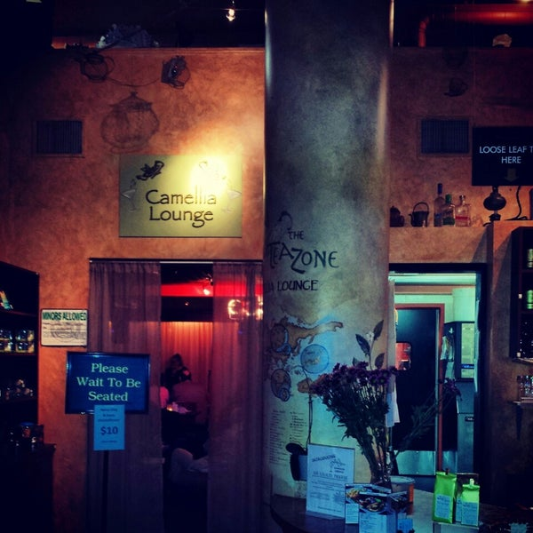 รูปภาพถ่ายที่ Tea Zone & Camellia Lounge โดย Eka B. เมื่อ 10/20/2013