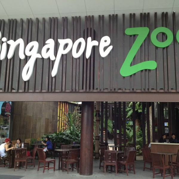 Foto tirada no(a) Singapore Zoo por Arthi R. em 3/30/2013
