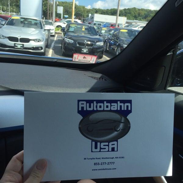Autobahn Usa 88 Turnpike Rd