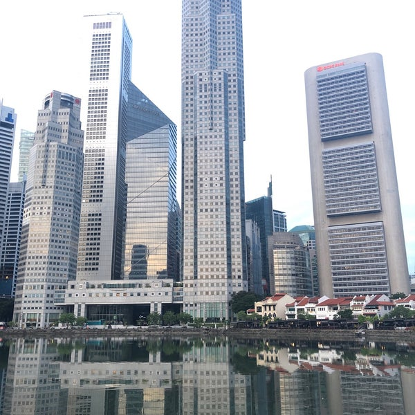 Photo prise au Singapore River par Leonard O. le6/7/2019