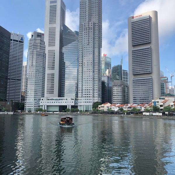 Photo prise au Singapore River par Leonard O. le7/7/2019