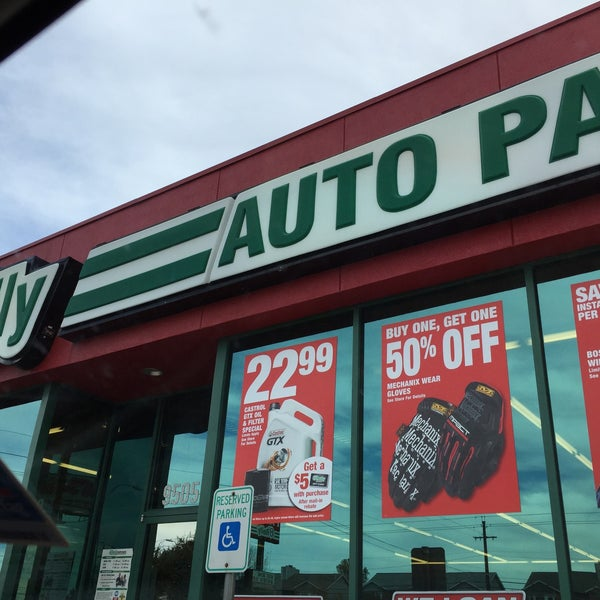 O'Reilly Auto Parts - Austin, TX