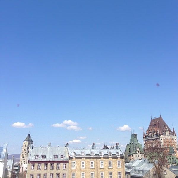Photo prise au Citadelle de Québec par German Z. le4/27/2013