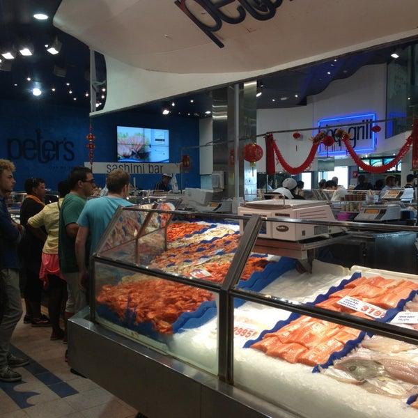 Foto scattata a Peter's Fish Market da Luca M. il 2/13/2013