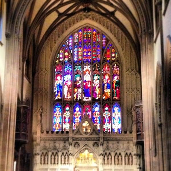 Foto tirada no(a) Trinity Church por Kenz J. em 4/21/2013