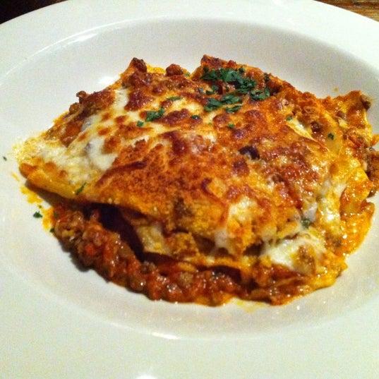 Das Foto wurde bei Campagnolo Restaurant + Bar von Patrick P. am 10/22/2012 aufgenommen