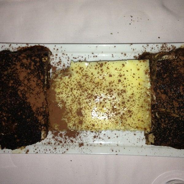Klasik Tiramisu ve Limonlu Tiramisu mutlaka denenmeli!!! Müthiş bir tat! Ellerinize sağlık :)