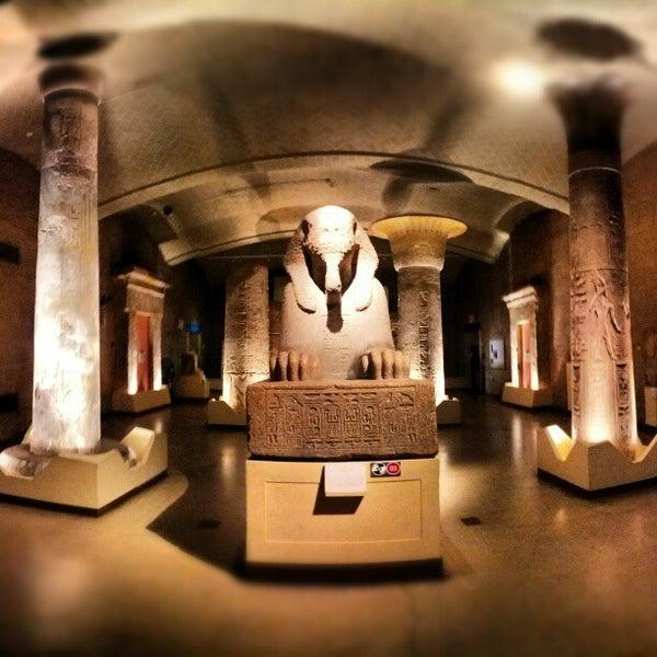 Das Foto wurde bei University of Pennsylvania Museum of Archaeology and Anthropology von Stephen W. am 1/5/2013 aufgenommen