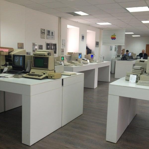 4/21/2013에 🌺Elena🌺 I.님이 Moscow Apple Museum에서 찍은 사진