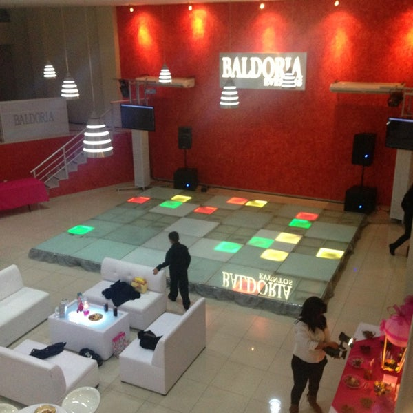 Salon De Eventos Baldoria Lounge In Guadalajara