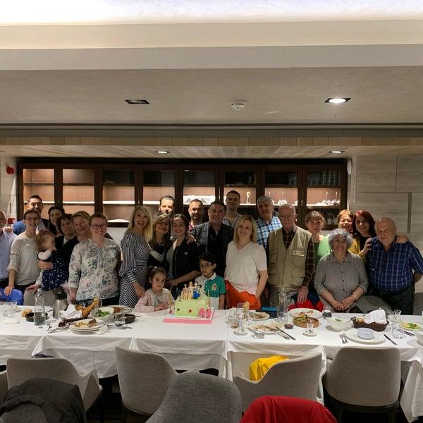 Das Foto wurde bei Seraf Restaurant von Cem G. am 5/23/2019 aufgenommen