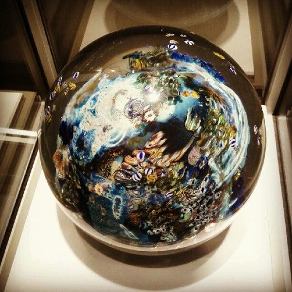 Photo prise au Corning Museum of Glass par Mitch R. le9/23/2012