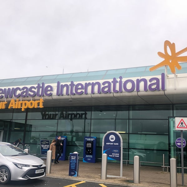 10/15/2019にRNがNewcastle International Airportで撮った写真