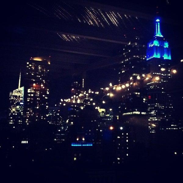 1/19/2013 tarihinde Anand P.ziyaretçi tarafından Hilton New York Fashion District'de çekilen fotoğraf