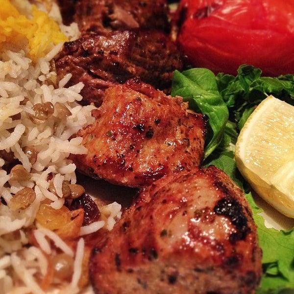 9/20/2013 tarihinde Larry L.ziyaretçi tarafından Sufi's Restaurant'de çekilen fotoğraf