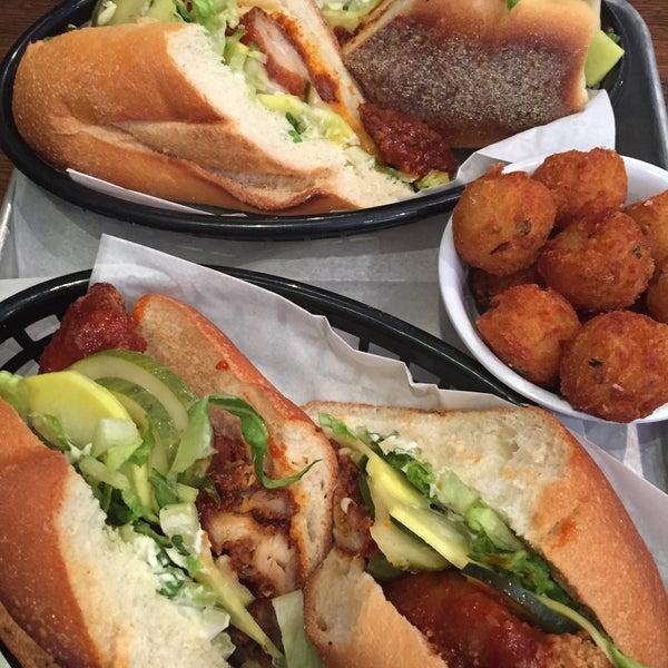 7/21/2015にChris P.がRed Star Sandwich Shopで撮った写真
