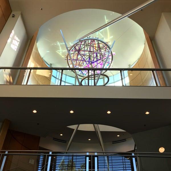 Microsoft Seattle Office: Microsoft Building 85