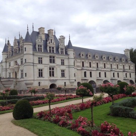 9/18/2012에 Оля С.님이 Château de Chenonceau에서 찍은 사진