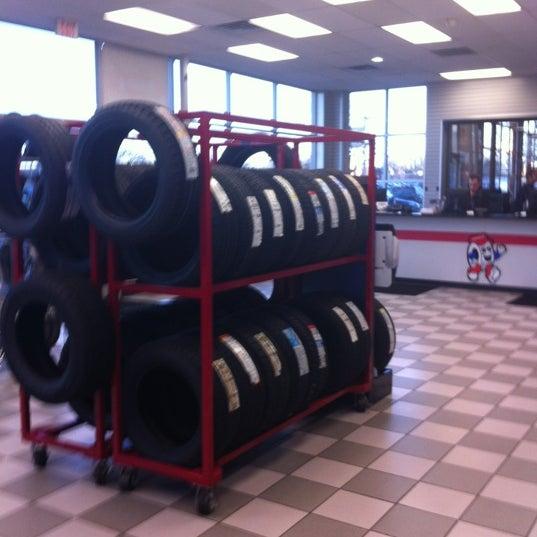 Belle Tire Automotive Shop In Grandville