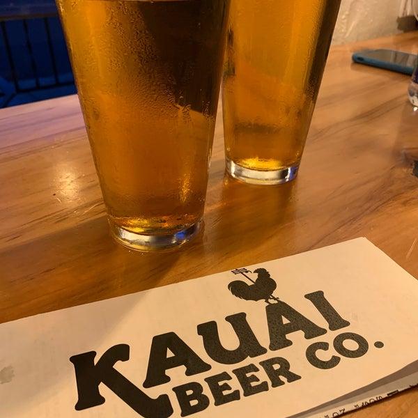 7/2/2019にBill S.がKauai Beer Companyで撮った写真