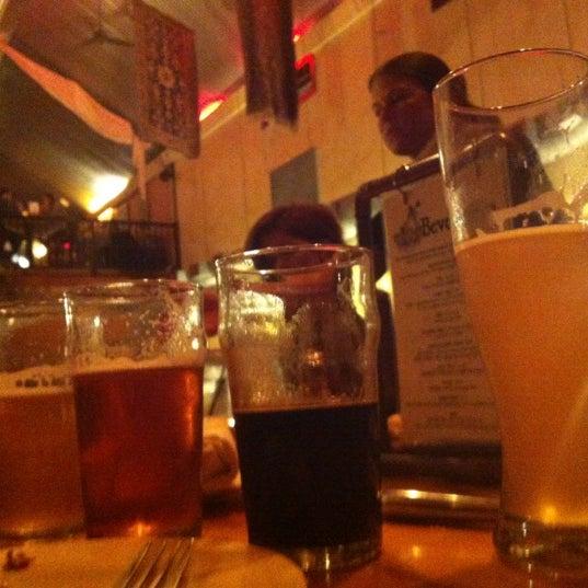 10/8/2012에 Andrew T.님이 Outer Banks Brewing Station에서 찍은 사진