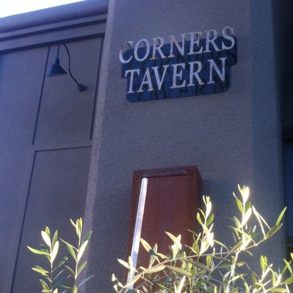 Photo taken at Corners Tavern by Wilfred W. on 2/21/2013