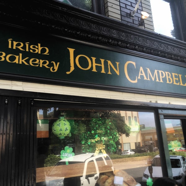 Photo prise au John Campbell's Irish Bakery par Wilfred W. le4/3/2016