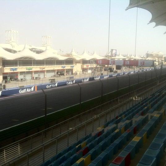 Foto scattata a Bahrain International Circuit da Fahad H. il 9/29/2012