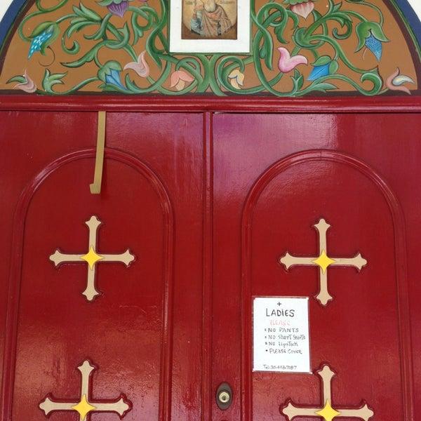 Foto scattata a St Vladimir Russian Orthodox Church da Alina N. il 2/21/2013