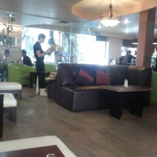 Das Foto wurde bei Kofetárica Café von Augusto A. am 12/26/2012 aufgenommen