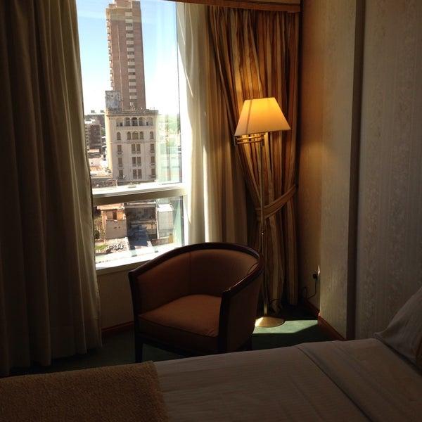 Das Foto wurde bei InterTower Hotel von Gerardo S. am 3/22/2014 aufgenommen