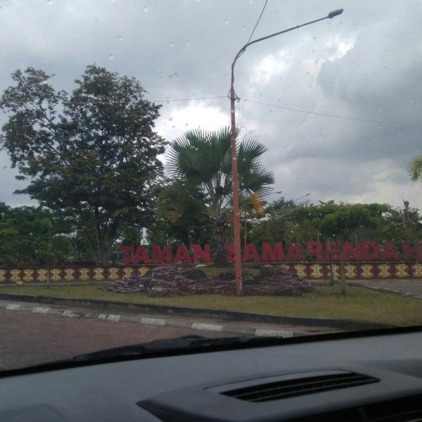 Photos At Taman Samarendah Jalan Bhayangkara