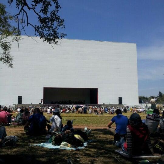 9/30/2012에 Marcos P.님이 Auditório Ibirapuera Oscar Niemeyer에서 찍은 사진