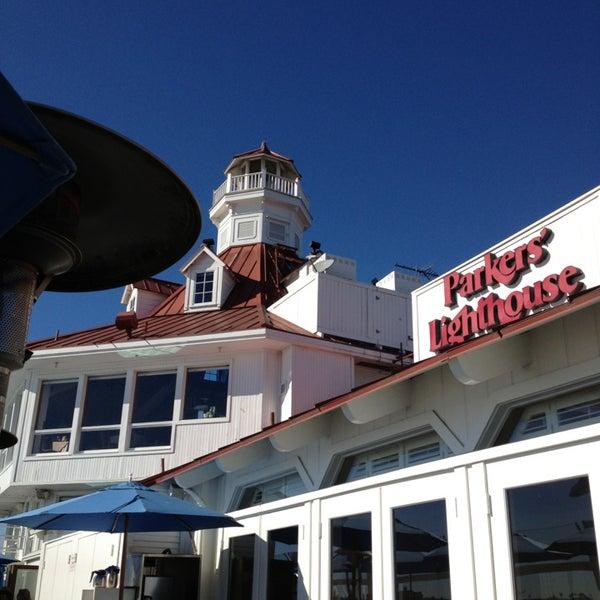 Снимок сделан в Parkers' Lighthouse пользователем Fer L. 1/4/2013