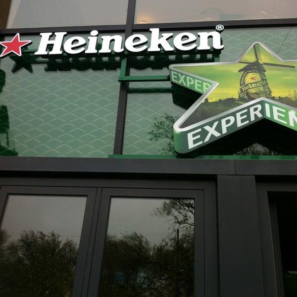 5/20/2013 tarihinde Umt Y.ziyaretçi tarafından Heineken Experience'de çekilen fotoğraf