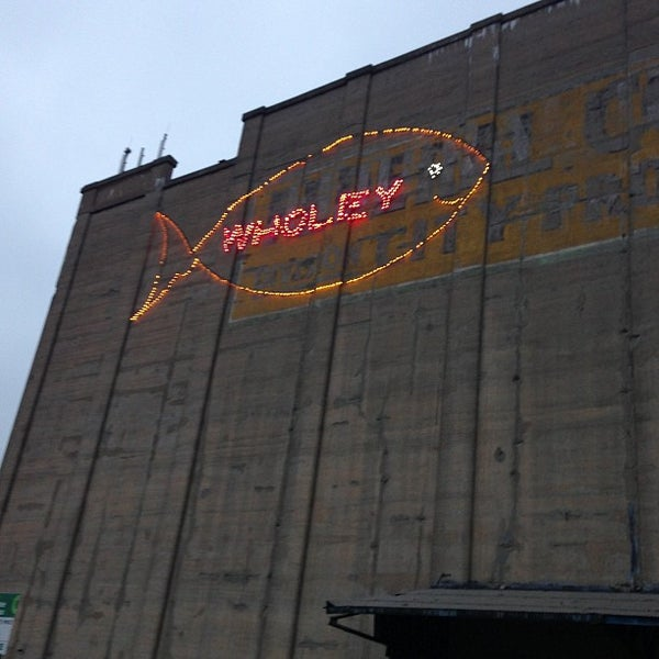 Wholey's Fish Market - Strip District - Pittsburgh, PA