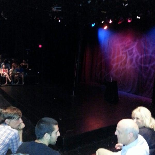 Снимок сделан в The Lynn Redgrave Theater at Culture Project пользователем Juan V. 6/23/2013