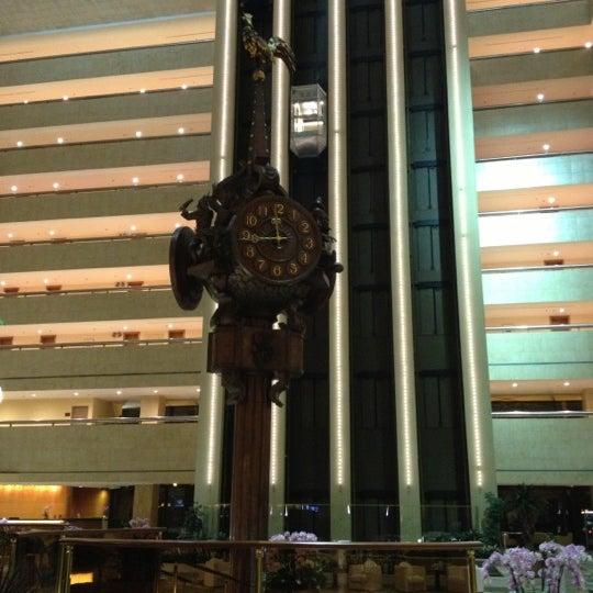 Снимок сделан в Crowne Plaza пользователем Dmitry K. 10/23/2012