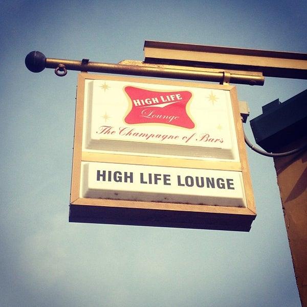 6/23/2013にJordan B.がHigh Life Loungeで撮った写真