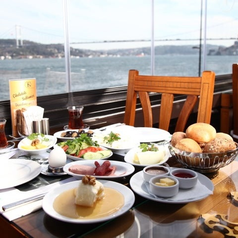 Foto tomada en Taş Kahve Cafe & Restaurant por Taş Kahve E. el 10/11/2012